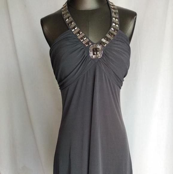 Spense Dresses & Skirts - Spense charcoal summer dress. Size 10.